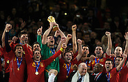 World Cup 2010 - Netherlands - Spain - Final Match