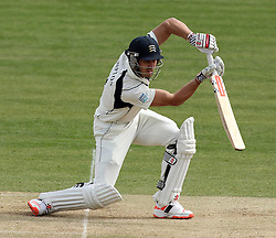 Middlesex's Nick Compton - Photo mandatory by-line: Robbie Stephenson/JMP - Mobile: 07966 386802 - 04/05/2015 - SPORT - Football - London - Lords  - Middlesex CCC v Durham CCC - County Championship Division One