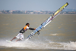 29.04.2012, Burgenland, Neusiedler See, Podersdorf, AUT, PWA, Surf Worldcup, im Bild Tonky Frans, (NB)// during surfworldcup at podersdorf, EXPA Pictures © 2012, PhotoCredit: EXPA/ M. Kuhnke