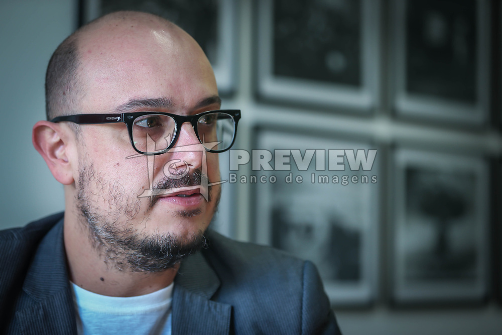 João Ramos, um dos fundadores do black sheep project. FOTO: Jefferson Bernardes/ Agência Preview