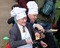 MAR 04 2014 Parliamentary Pancake Race