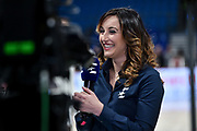 Giulia Cicchinè<br /> A X Armani Exchange Olimpia Milano - Vanoli Cremona<br /> Quarti di finale<br /> LBA Legabasket Serie A Final 8 Coppa Italia 2019-2020<br /> Pesaro, 13/02/2020<br /> Foto L.Canu / Ciamillo-Castoria
