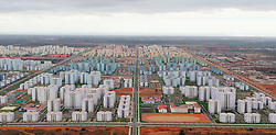 Photo taken on April 29, 2014 shows the road network constructed by China's Citic Construction company in Kilamba Kiaxi, the satellite town of Angola's capital Luanda. EXPA Pictures © 2015, PhotoCredit: EXPA/ Photoshot/ Xinhua<br /> <br /> *****ATTENTION - for AUT, SLO, CRO, SRB, BIH, MAZ only*****