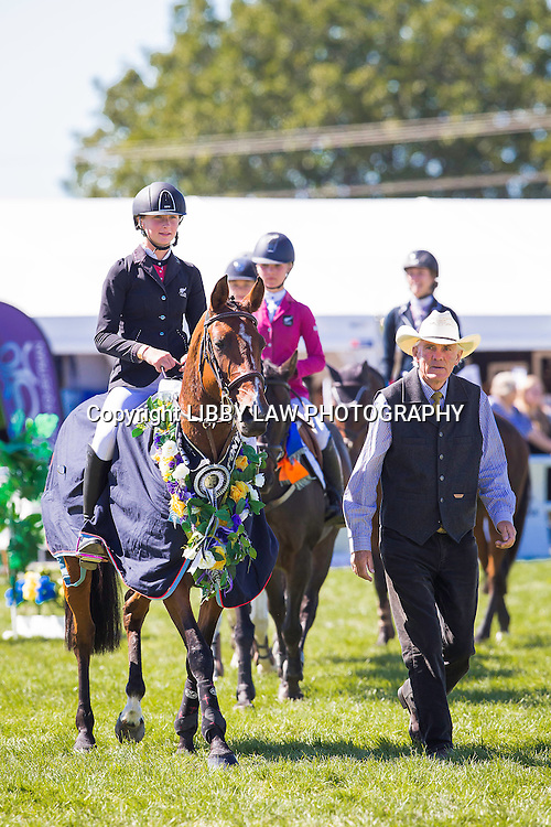 NZL-Molly Buist Brown (MISS MAE WEST) TITLE WINNER: 1ST-FARMLANDS PONY OF THE YEAR: 2015 NZL-Farmlands Horse Of The Year Show, Hastings (Saturday 21 March) CREDIT: Libby Law CREDIT: LIBBY LAW PHOTOGRAPHY