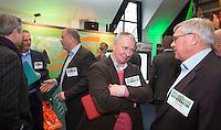 AMSTERDAM - Nationaal Golf Congres & Beurs 2015. NVG, Gerard vann der Werf (De Enk)  FOTO KOEN SUYK