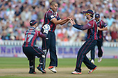 Northamptonshire County Cricket Club v Warwickshire County Cricket Club 290815