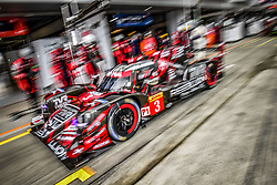 October 12, 2018 - Fuji, Japon - 3 REBELLION RACING (CHE) REBELLION R13 GIBSON LMP1 MATHIAS BECHE (CHE) THOMAS LAURENT (FRA) GUSTAVO MENEZES  (Credit Image: © Panoramic via ZUMA Press)
