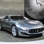 """Maserati Alfieri Reflections""<br /> <br /> The Beautiful Maserati Alfieri!"