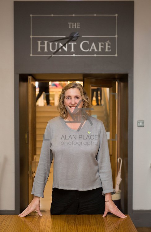 17.10.2016                 <br /> Helen O'Donnell, The Hunt Cafe, Hunt Museum, Limerick.<br /> Picture: Alan Place