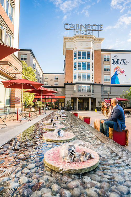 Muzeo, Carnegie Plaza, Anaheim, California