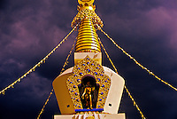 The Great Stupa of Dharmakaya, Shambhala Mountain Center, Red Feather Lakes, Colorado USA
