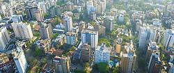 Bairro Bela Vista visto do alto, em Porto Alegre. FOTO: Jefferson Bernardes/ Agência Preview