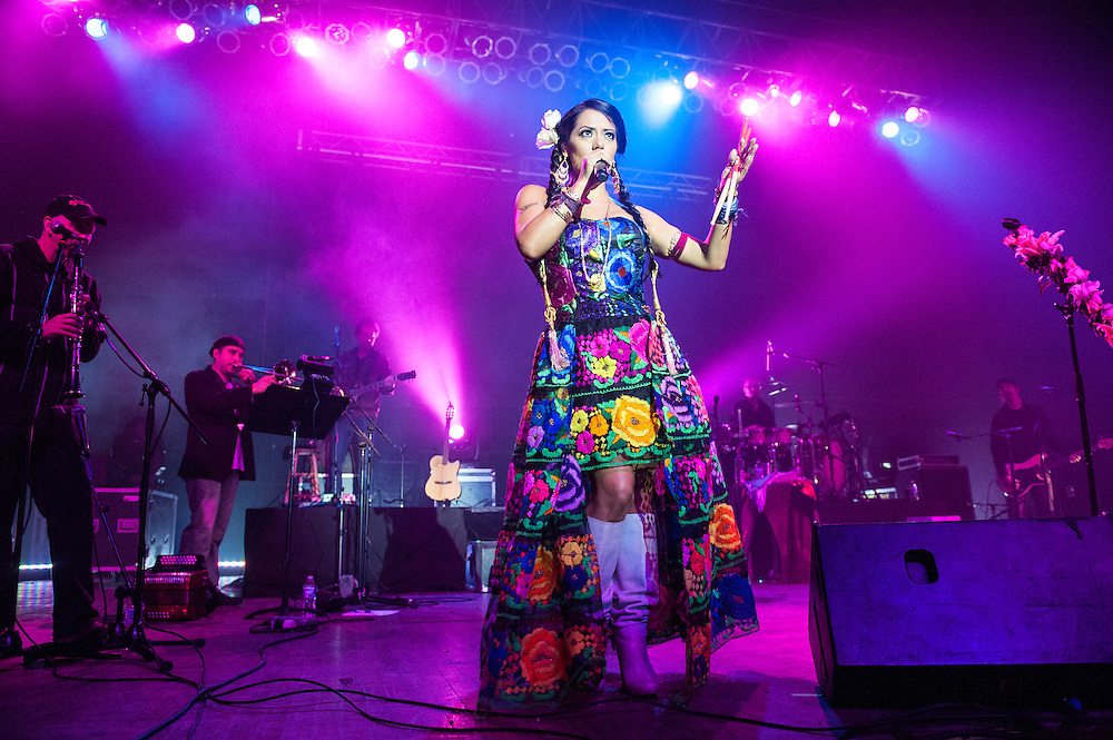 Lila Downs at Congress Theater