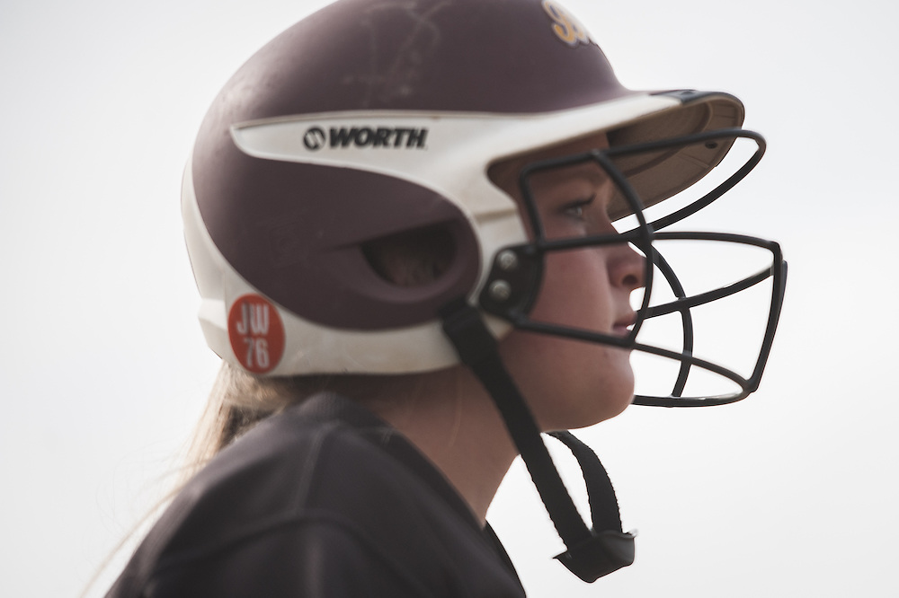 Chicago Sports Photographer Chris W. Pestel Montini Catholic High School Softball