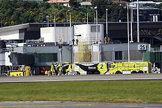 Wellington-Airport fire crews respond to terminal fire