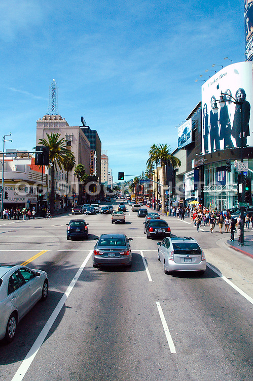 Downtown Hollywood Boulevard
