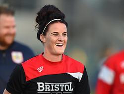 Jasmine Matthews of Bristol City Women - Mandatory by-line: Paul Knight/JMP - 28/10/2017 - FOOTBALL - Stoke Gifford Stadium - Bristol, England - Bristol City Women v Reading Women - FA Women's Super League