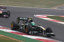Motorsports / Formula 1: World Championship 2010, GP of Korea, 19 Heikki Kovalainen (FIN, Lotus F1 Racing),