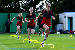 Georgia Wilson of Bristol City Women during training at Failand - Mandatory by-line: Robbie Stephenson/JMP - 26/09/2019 - FOOTBALL - Failand Training Ground - Bristol, England - Bristol City Women Training