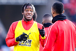 Michy Batshuayi of Crystal Palace - Mandatory by-line: Robbie Stephenson/JMP - 17/02/2019 - FOOTBALL - The Keepmoat Stadium - Doncaster, England - Doncaster Rovers v Crystal Palace - Emirates FA Cup fifth round proper