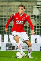 ALKMAAR - 19-12-2015, AZ - FC Utrecht, AFAS Stadion, 2-2, AZ speler Ben Rienstra