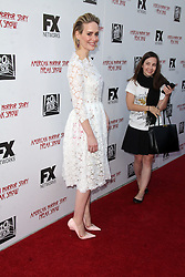 "Sarah Paulson, at the ""American Horror Story: Freak Show"" For Your Consideration Screening, Paramount Studios, Los Angeles, CA 06-11-15. EXPA Pictures © 2015, PhotoCredit: EXPA/ Photoshot/ Martin Sloan<br /> <br /> *****ATTENTION - for AUT, SLO, CRO, SRB, BIH, MAZ only*****"
