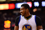 Feb 10, 2016; Phoenix, AZ, USA; Golden State Warriors guard Leandro Barbosa (19) looks up the court in the game against the Phoenix Suns at Talking Stick Resort Arena. The Golden State Warriors won 112-104. Mandatory Credit: Jennifer Stewart-USA TODAY Sports