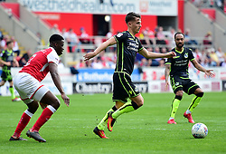 Tom Nichols of Bristol Rovers - Mandatory by-line: Alex James/JMP - 21/04/2018 - FOOTBALL - Aesseal New York Stadium - Rotherham, England - Rotherham United v Bristol Rovers - Sky Bet League One