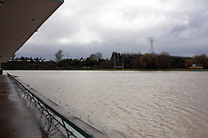 Tauranga-Greerton Rugby Club flooded after river bursts banks