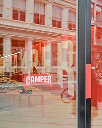 Camper Store SoHo. New York. Shigeru Ban