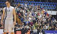 KOSARKA, BEOGRAD, 11. Nov. 2012. -  Navijaci Crvene zvezde. Utakmica 8. kola ABA lige izmedju Partizana i Crvene zvezde u okviru sezone 2012/2013.  Foto: Nenad Negovanovic