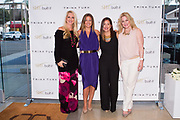 Melanie Barr, Founder of She Built It, Daniella Peters, Silvia Couso-Celis, and Tara Crimin