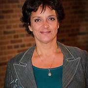 NLD/Haarlem/20121002- Opname AVRO's programma Maestro, Lenette van Dongen