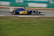 March 27-29, 2015: Malaysian Grand Prix - Marcus Ericsson, Sauber Ferrari