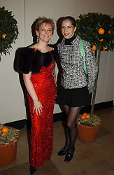 Left to right, JO MALONE and Ballerina DARCEY BUSSELL<br />