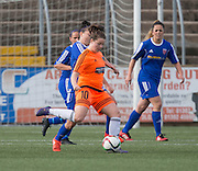 - Forfar Famington v Glasgow City, Scottish Women's Premier League at Station Park, Forfar. Photo: David Young<br /> <br />  - &copy; David Young - www.davidyoungphoto.co.uk - email: davidyoungphoto@gmail.com