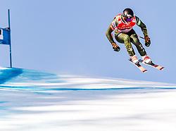 24.01.2020, Streif, Kitzbühel, AUT, FIS Weltcup Ski Alpin, SuperG, Herren, im Bild Ryan Cochran-Siegle (USA) // Ryan Cochran-Siegle of the USA in action during his run for the men's SuperG of FIS Ski Alpine World Cup at the Streif in Kitzbühel, Austria on 2020/01/24. EXPA Pictures © 2020, PhotoCredit: EXPA/ Stefan Adelsberger