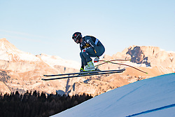 14.12.2016, Saslong, St. Christina, ITA, FIS Ski Weltcup, Groeden, Abfahrt, Herren, 1. Training, im Bild Emanuele Buzzi (ITA) // Emanuele Buzzi of Italy in action during the 1st practice run of men's Downhill of FIS Ski Alpine World Cup at the Saslong race course in St. Christina, Italy on 2016/12/14. EXPA Pictures © 2016, PhotoCredit: EXPA/ Johann Groder