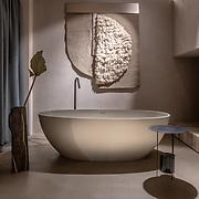 Intercodam Amstelveen, badkamers en tegels, sanitair