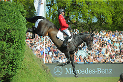 Schwizer Pius, (SUI), Chellatus R<br /> German Jumping Derby<br /> Hamburg - Hamburger Derby 2016<br /> © Hippo Foto - Stefan Lafrentz