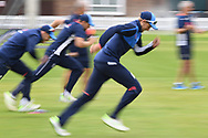 Joe Root of England pictured during training at Lord's, London ahead of the test match series against Pakistan.<br /> Picture by Simon Dael/Focus Images Ltd 07866 555979<br /> 21/05/2018