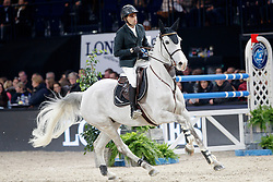 Said Abdel, EGY, Itchy van het Lambroeck<br /> Price of the Top 40<br /> CSI Zurich 2017<br /> © Hippo Foto - Stefan Lafrentz<br /> 27/01/17