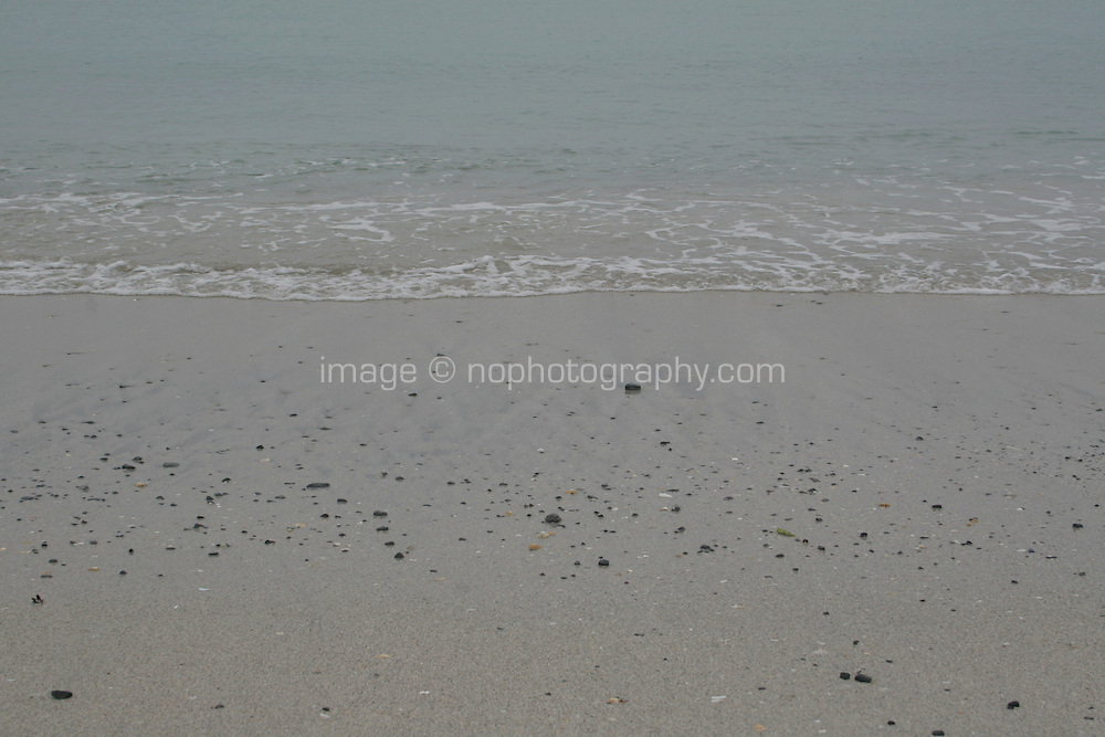 Inis Oirr beach the Aran Islands Galway Ireland