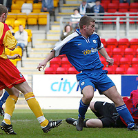 St Johnstone v Ayr Utd.. 05.04.03<br />