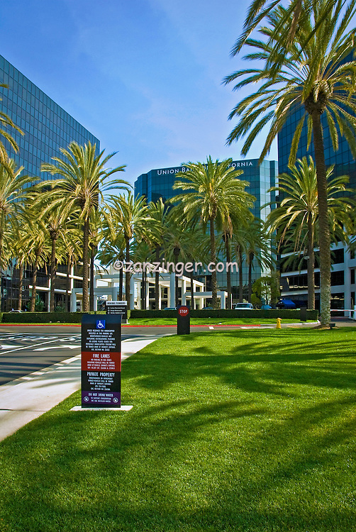 Irvine, CA, Office Buildings,  Architectural,  Exterior; Architecture; Exterior; Pattern;