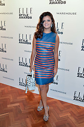BIP LING at the 17th Elle Style Awards 2014 in association with Warehouse held at One Embankment, 8 Victoria Embankment, London on 18th February 2014.