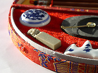 Chineese paint set