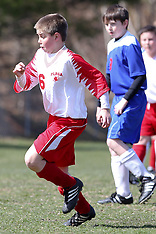 April 3, 2011: Independence Tornados at Pompton Lakes Metrostars