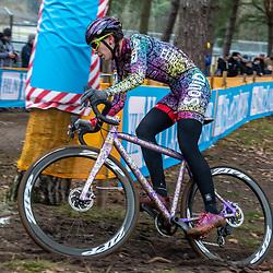 26-12-2019: Cycling: CX Worldcup: Heusden-Zolder: Samantha Runnels(USA)