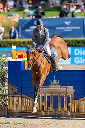 WEISHAUPT Philipp (GER), Chacon 2<br /> Berlin - Global Jumping Berlin 2018<br /> CSI5* Championat der Deutschen Kreditbank AG von Berlin<br /> 29. Juli 2018<br /> © www.sportfotos-lafrentz.de/Stefan Lafrentz